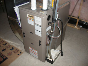 Gas Furnace for sale_Luxaire_propane