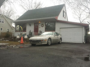 FS PORSCHE 944 PARTS FROM VARIOUS YEARS, TONS OF STUFF West Island Greater Montréal image 2
