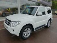 Mitsubishi Shogun 3.2 Di-D 197ps 4x4 4 Work Light 4X4 Utility
