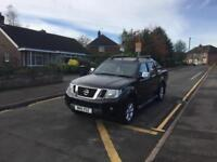 Nissan Navara 2.5dCi Tekna full service history one owner