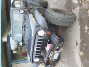 2010 Jeep Wrangler Rubicon Convertible