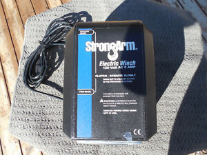 Strongarm electric winch