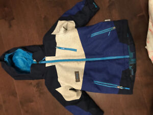 Monster snowsuit. Size 4T. Excellent condition. Like new