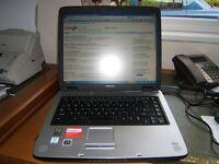 Toshiba Satellite Equium Laptop Windows 7 Fully working.
