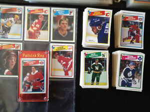 1988 O-PEE-CHEE NHL CARDS