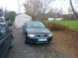 2003 Audi A4 sport package