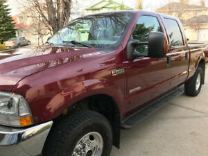 2004 F-250 Ford Super Duty Lariat 4x4  Trim FX4- ***EGR Deleted,