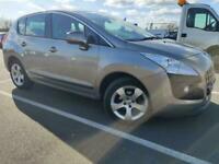 2011 Peugeot 3008 1.6 HDi 112 Sport 5dr HATCHBACK Diesel Manual