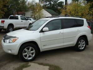 2008 RAV4 LIMITED IMMACULATE