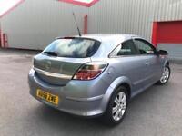 Vauxhall/Opel Astra Design 1.8i 16v Sport Hatch 2008 + 1 O(WNER 12 months test