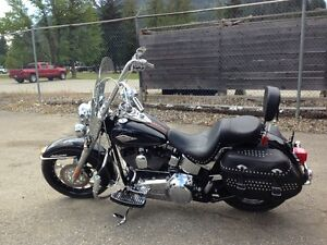 2009 HARLEY HERITAGE SOFTAIL NEW LOWER PRICE