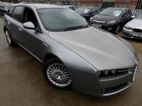 2007 Alfa Romeo 159 Sportwagon 1.9 JTDM 16v Lusso 5dr