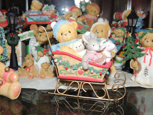 Large quantity of Cherished Teddies for sale too many to list!! Peterborough Peterborough Area image 9