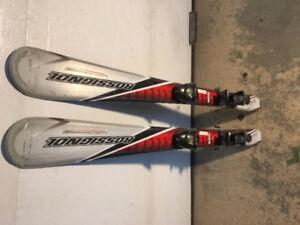 Skis Alpin Rossignol RPM Junior 120 cm.