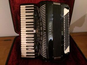 Bellini Electric Accordion