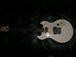 Adam Levine signed guitar