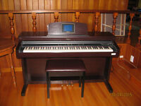 Piano Roland digital
