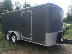 CARGO tRAILER continental .16 FOOT .