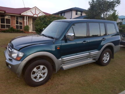 2001 Mitsubishi Pajero 4wd 7 seater Capalaba Brisbane South East Preview