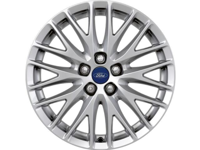 "Ford Focus (01/11 - 10/14) 17"" Alloy Wheel  - 10 x 2 Spoke Y Design (1719524)"