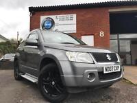 Suzuki Grand Vitara 1.6 VVT + petrol 2007-- FSH (12 STAMPS) - 2 KEYS