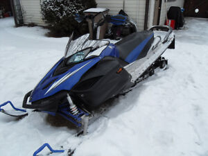 2007 Yamaha Apex Mountain Snowmobile