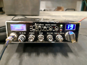 Cobra 25 LTD CB Radio