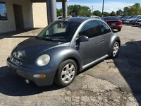 2003 BEETLE FULLY LOADAED !  LOW KM'S