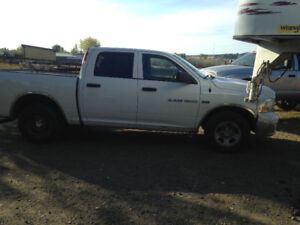 2011 Dodge Power Ram 1500 Yea Pickup Truck
