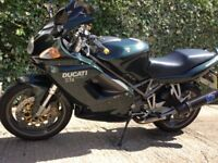 Ducati 916 ST4 Sports touring 16k