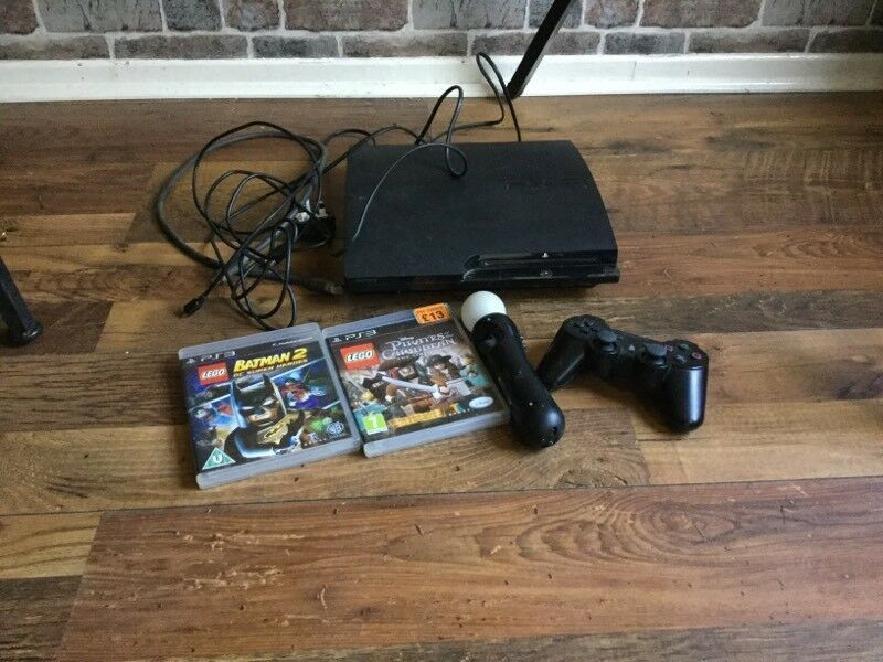 PS3 & GAMES. £50