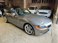 2003 BMW Z4 2.5i 2dr Convertible Petrol Manual