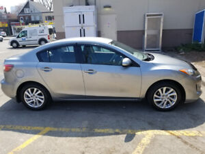 2012 Mazda3 GS-Sky - great condition, only 88,000 km!
