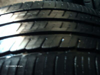 2 X 245-45-R20-99V-MICHELIN PRIMACY MXM4
