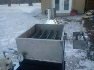 Maple syrup evaporators and wood stoves. Cornwall Ontario image 1