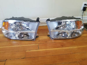2010 RAM 1500 Headlights for Sale