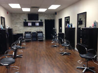 Stylist or Barber wanted! Rental Chair also available!