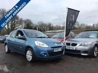 2010 60 RENAULT CLIO 1.5 DCI ECO2 EXPRESSION 5DR 86 BHP DIESEL
