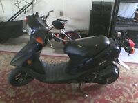 2000 Honda dio scooter