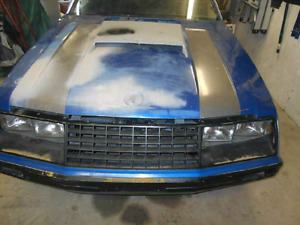1982 Ford Mustang project car