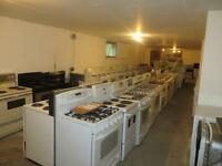 300 major appliances SALE now @ the wise shop. 662 Montreal st.