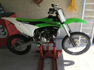 2015 kx 100 for sale