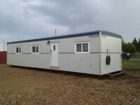 Office Trailer ,Lunchroom Modular Mfg.Sales & Rentals New & Used