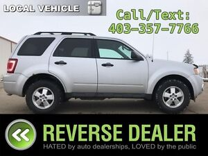 2012 Ford Escape XLT  Remote Start, V6, AWD, Automatic