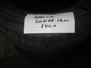 255-65r18 winter tires