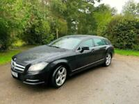 2013 Mercedes-Benz CLS CLS 250 CDI BlueEFFICIENCY 5dr Tip Auto ESTATE Diesel Aut
