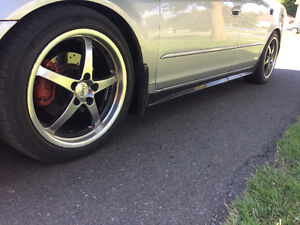 Cheap 18 inch Rims and Tires