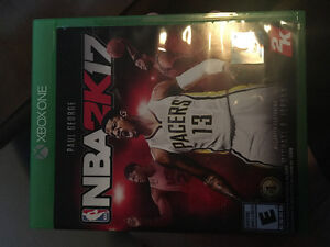 NBA 2k17 for sale brand new