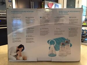 Angelcare movement and sound baby monitor Edmonton Edmonton Area image 2