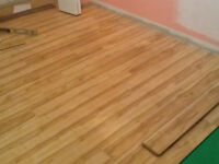 12 mm Laminate flooring....Click type